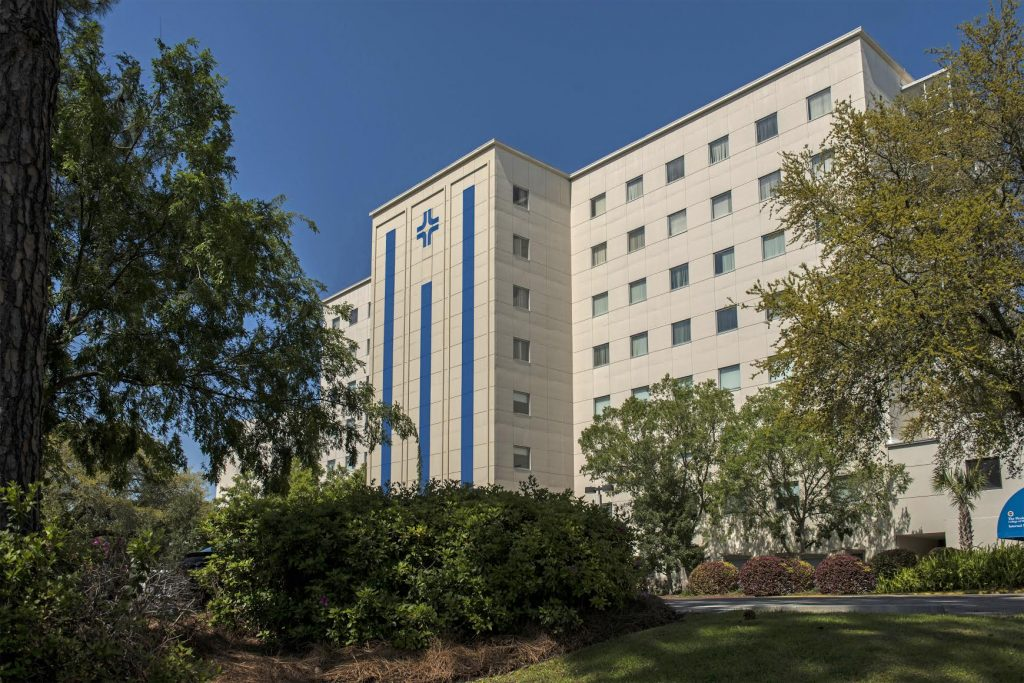 Tallahassee Memorial HealthCare Building